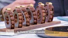 Tarte au chocolat revisitée