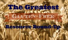 Bookmark this list of favourite celiac and gluten-free online resources to help you navigate the world of no wheat.