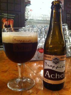Trappist Achel - Brouwerij der Sint-Benedictusabdij de Achelse Kluis The smallest of the seven currently approved Trappist breweries