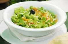 Nutritious salads for weight loss