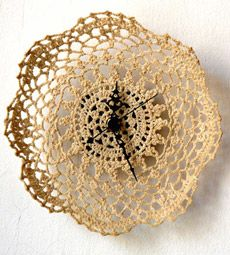 There is always a use for doilies.
