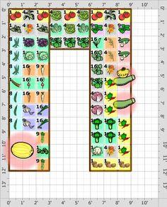 Raised Garden Beds, Raised Beds, Vegetable Garden Planner, Garden Storage Shed, Mother Earth News, Square Foot Gardening, Edible Garden, Dream Garden, Garden Planning