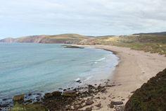 Ein Grund, warum ich den Nordwesten als eines der diesjährigen Ziele für Schottland ausgewählt hatte, war die Sandwood Bay – eine Bucht mit dem wohl längsten und schönsten Sandstrand hier obe…