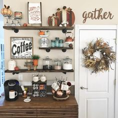 """348 Likes, 72 Comments - Tara 🌸 (@mylifeondoecourt) on Instagram: """"Happy Monday!! It's a picture perfect day outside and I'm spending it mooning over fall decor. We…"""""""