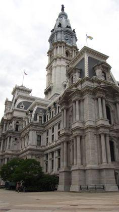 City Hall, Center City, Philadelphia, PA