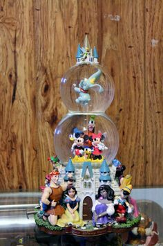 Disney Snowglobe.
