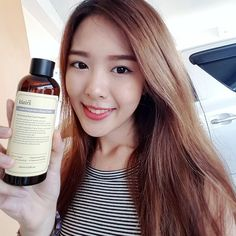Thankyou @nattacosme for sending me this gentle alcohol free #klairs toner 😍 It moisturizes my skin and also balances the pH value for better absorption of other products 💕✨ #nattacosmereview #klairsmy