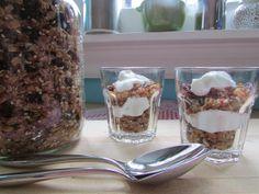 Anna Olson's granola recipe
