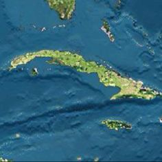 My heart aches....  Cuba, so close and yet so far...