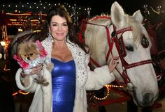 Mardi Gras 2015 Lisa Vanderpump & Giggy Queen of Orpheus