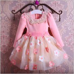 $18.99 (Buy here: https://alitems.com/g/1e8d114494ebda23ff8b16525dc3e8/?i=5&ulp=https%3A%2F%2Fwww.aliexpress.com%2Fitem%2FKids-Girls-Dress-Spring-And-Autumn-Paragraph-3-6-8-12-Year-old-Children-Cotton-Gauze%2F32726151637.html ) Kids Girls 2016 New Autumn/winter Dress For 3-6-8-12 Year-old Children Cotton Gauze Long-sleeved Dress Princess Dress Girl Dress for just $18.99