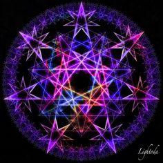 Seven Stargates Mandala Meditation