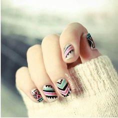 Uñas perfectas!!! #mujer #moda #estilo