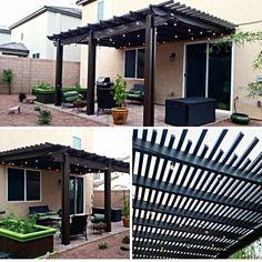Alumawood-Color-Options_web | Diy | Pinterest | Backyard, Patios ...