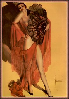 Rolf Armstrong (1889 - 1960