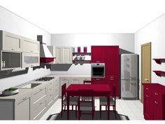 progetto Gretha Cucine Kitchen Cabinets, Furniture, Home Decor, Home, Decoration Home, Room Decor, Cabinets, Home Furnishings, Home Interior Design