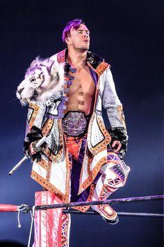 Japanese Wrestling, Japan Pro Wrestling, El Desperado, Wwe Raw And Smackdown, Kota Ibushi, Kenny Omega, Adam Cole, Wrestling Stars, Cm Punk