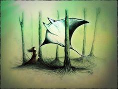 Apariciones - Manta Raya
