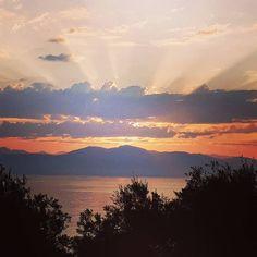 Morning View from Loggos, Paxos Travel Pictures, Travel Pics, Greek Restaurants, Heritage Hotel, Greece Holiday, Morning View, Beach Villa, Resort Villa, Greece Travel