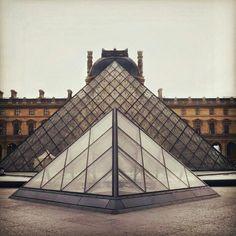 Louvre. Julho de 2009.