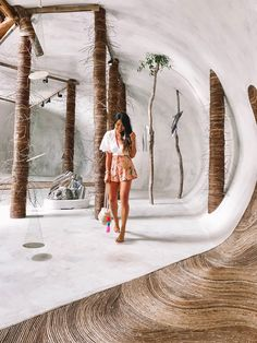 IK LAB Azulik Hotel - What to do in Tulum Mexico - Where to Stay in Tulum Mexico Shopping - Tulum Travel Guides - Gypsy Tan Azulik Hotel Tulum, Tulum Mexico Resorts, Mexico Vacation, Mexico Travel, Maui Vacation, Cancun Mexico, Vacation Travel, Spain Travel, Vacations