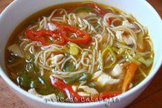 Cocina de tipo ' chino de barrio ' ( chinorri como lo llamamos nosotros) hacemos menos de la que nos gustaría. Es una cocina muy popular que...