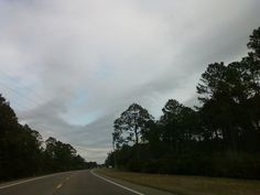 saw a pic of these clouds on pinterest, then a few weeks later,, hmm there they are in the sky on my way home....