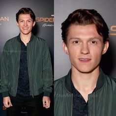 """""""I had Tony Stark as my Peter Parker mentor and RDJ as my Tom Holland. I mean I can't quite believe what's happening"""" - Tom Holland"""