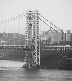 Fort Lee, Washington Heights, Hudson River, George Washington Bridge, New Jersey, Cameras, New York City, Eye, Travel