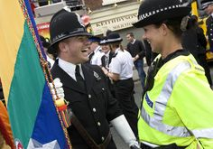 As we get closer to this year's Manchester Pride Parade – which takes place on 23 August 2014 – we thought we would pin some images from previous years. This image dates from 2009. www.gmp.police.uk