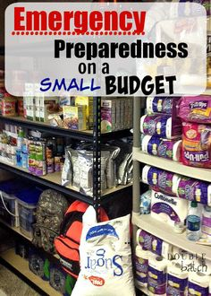 Here are 5 simple steps to start preparing for an emergency that take very little time, and won't empty your wallet.