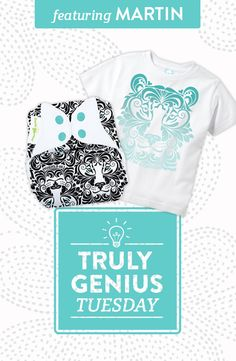 In this week's Truly Genius Tuesday, we felt adventurous, so decided to feature Martin Johnson! Learn more about the genius behind our Genius Series print, Martin, and enter for a chance to win our Martin Prize Pack!