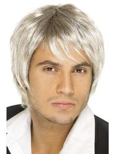 Smiffy's Boy Band Wig