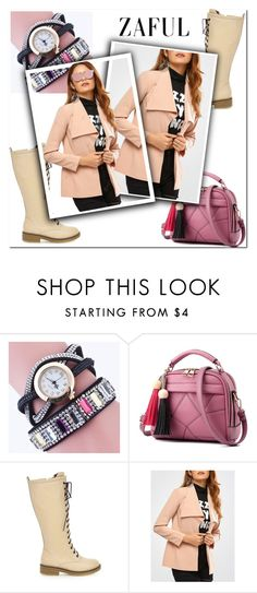 """http://www.zaful.com/?lkid=22412"" by melee-879 ❤ liked on Polyvore"