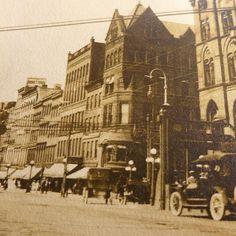 Corner of Salina and James Streets