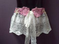 GIRLS CROCHET SKIRT child cover up boho crochet by SwirlnTwirlGirl Summer Cover Up, White Bohemian, Wrap Around Skirt, Boho Girl, Boho Look, Crochet Motif, Girl Outfits, Fancy, Trending Outfits