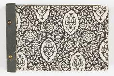 """Wallpaper sample book, """"Dessins Nouveauté"""", 1926-27. Block..."""