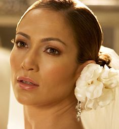 I love this dress, always wanted one like this. JLO in wedding dress ...