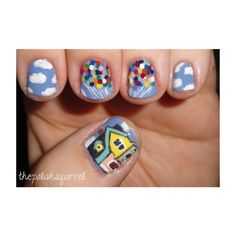 Up nail designs