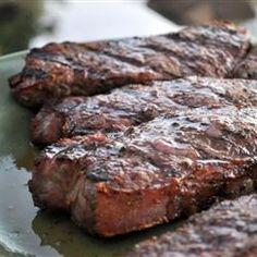 Barbequed Steak - Allrecipes.com