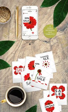 Welcome to the SALE FLORAL ILLUSTRATION KIT, the perfect set of hand painted flower fragments to advertise your next sale. Individual flowers ranging from Pink And White Background, Summer Poster, Floral Illustrations, Tile Patterns, Pattern Wallpaper, Something To Do, Clip Art, Hand Painted, Kit