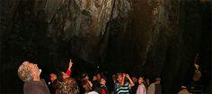 Exploring Sterkfontein Caves