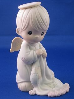 Wishing You A Comfy Christmas - Precious Moments Figurine