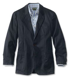Orvis - Washed Casual Sportcoat