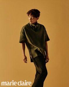 Lee Jun Ki - sleek and pensive