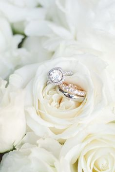 Circle-cut diamond ring: http://www.stylemepretty.com/california-weddings/santa-barbara/2017/03/14/luxury-four-seasons-biltmore-wedding/ Photography: Anna Delores - http://www.annadelores.com/associate/