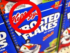 A number of Kellogg's Facebook pages have erupted with complaints about the company withdrawing advertisements from Breitbart News,