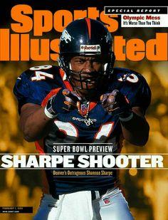 Shannon Sharpe, Denver Broncos