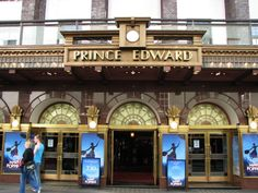 MARY POPPINS made its London stage debut at the Prince Edward Theatre in the West End