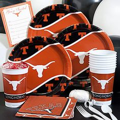 University of Texas Party Pack
